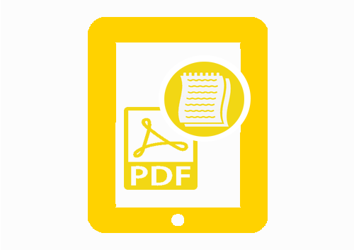 How to Take Notes on PDF on iPad