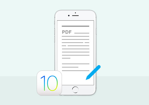 Top 5 PDF Editors for iOS 10/iPhone 7