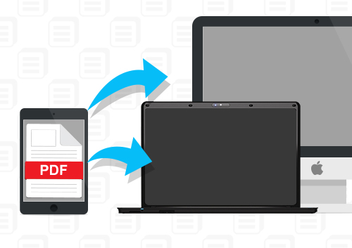 How to Backup/Transfer PDFs from iPad to PC/Mac