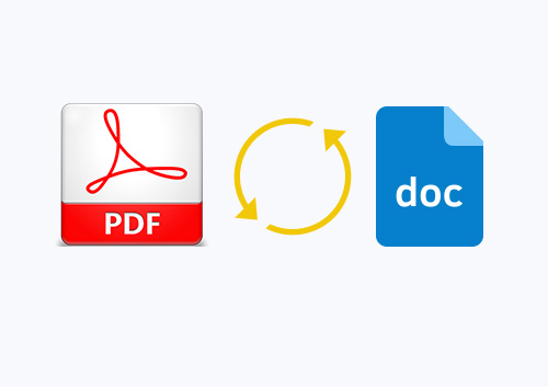 2 Methods to Transfer PDF to Word Document