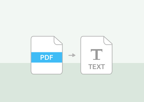 How to Turn PDF into Text