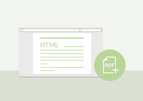 How to Turn Webpage into PDF