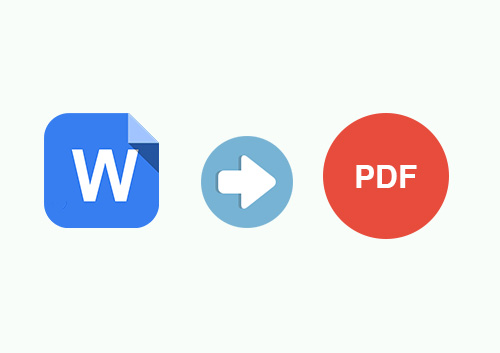 How to Turn Word into PDF
