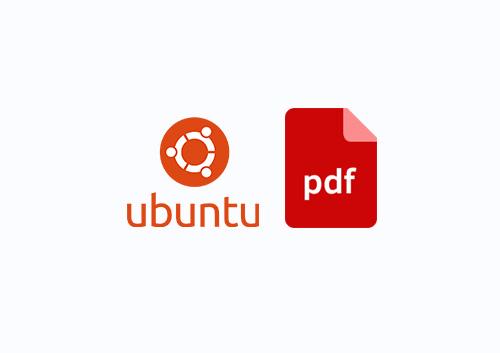 Top 5 Ubuntu PDF Editors to Edit PDF