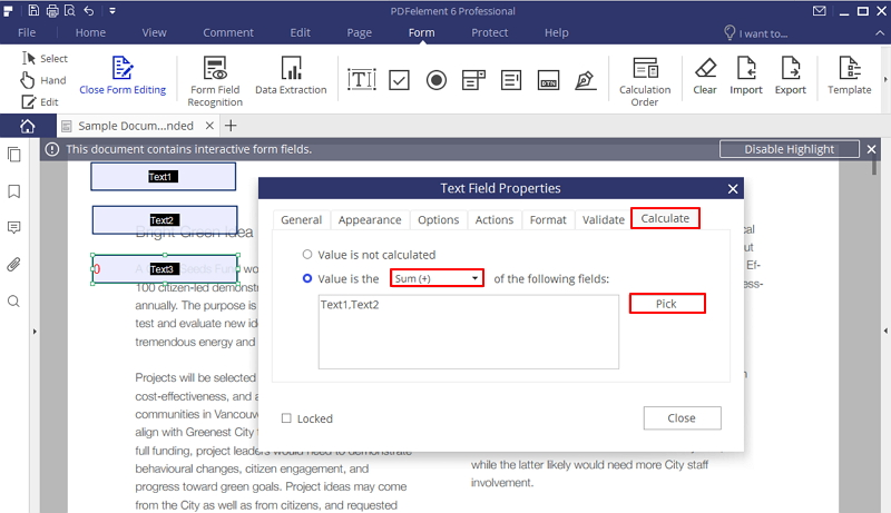 cómo convertir un formulario pdf en un formulario para rellenar