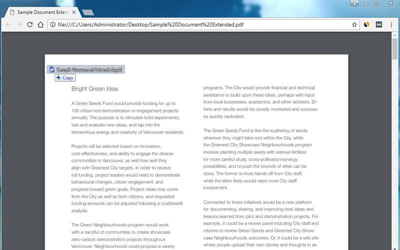 adobe pdf remove password