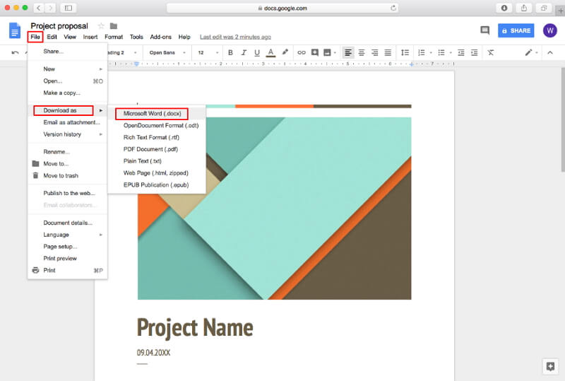 convert pdf to word document to edit