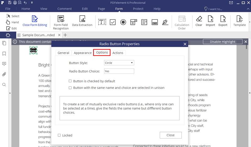 convertir un pdf existente en un formulario para rellenar