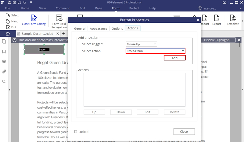 convert pdf to fillable form without acrobat