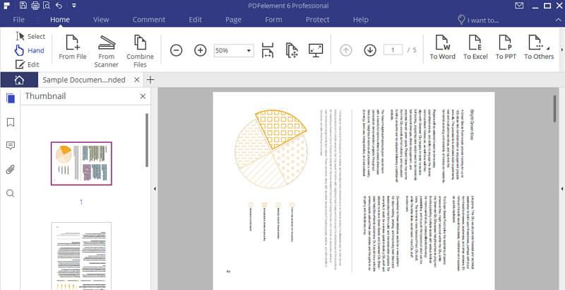 faire pivoter toutes les pages d'un pdf