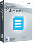 Wondershare PDFelement (Windows version)