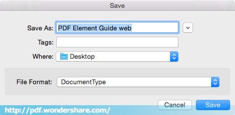 reduce pdf size mac