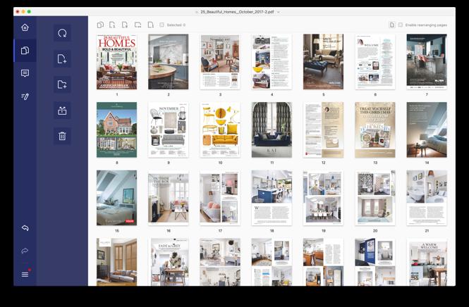 pdfelement express pdf page management