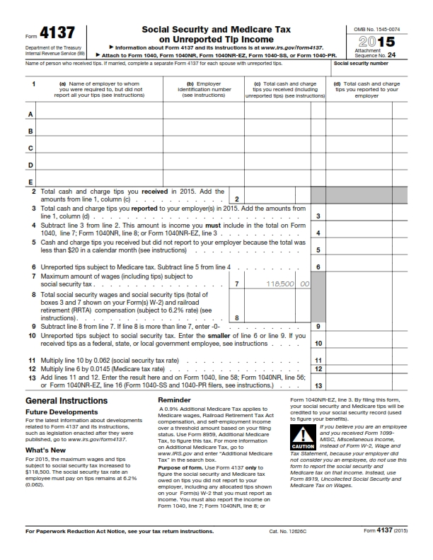 Tax Form: Magic To Solve Your Tax Trouble