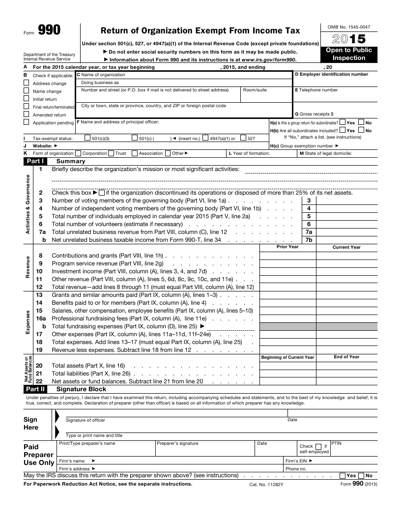 Tax form magic to solve your tax trouble irs form 990 falaconquin