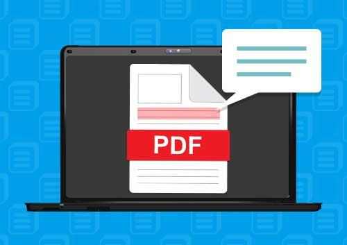 How to annotate PDF