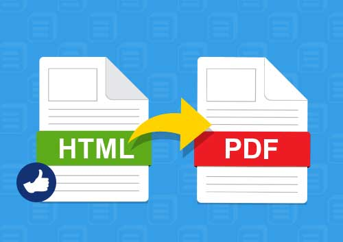 Best Htm to PDF Converter