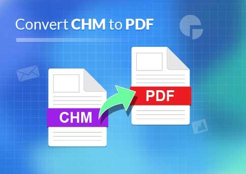 Chm to PDF Converter