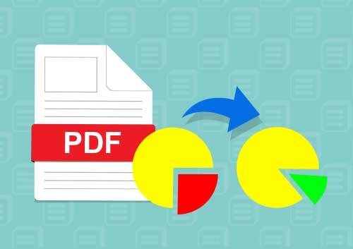 Compress PDF in Adobe Acrobat