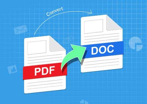 Convert PDF to Docx