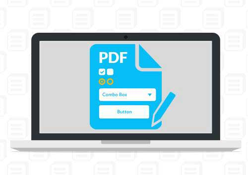Create PDF forms on Mac