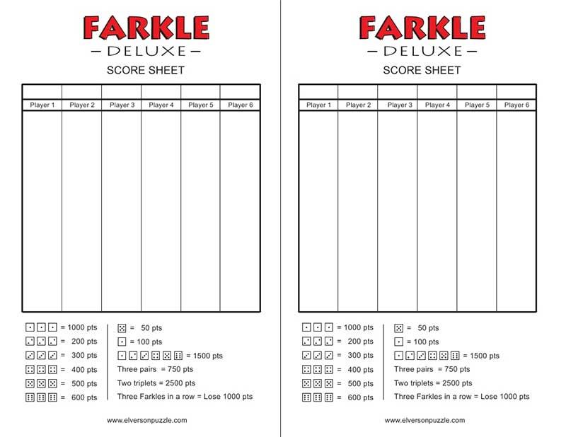 farkle online