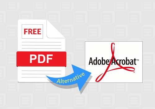 Free Adobe Acrobat Alternatives