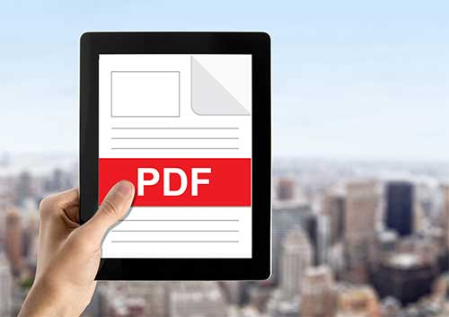 iPhone PDF Readers