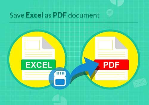 Save Excel As PDF