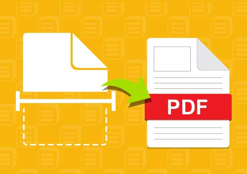 How to Scan to PDF and Convert to Editable Format like MS Word
