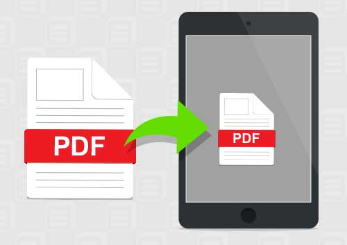 How to Transfer PDF to iPad?