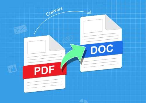 Turn PDF into Word