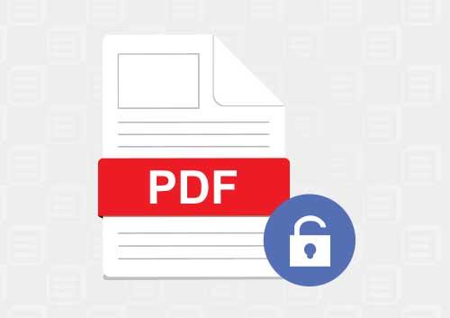 How to Unlock PDF in Mac OS X Mountain Lion/Windows