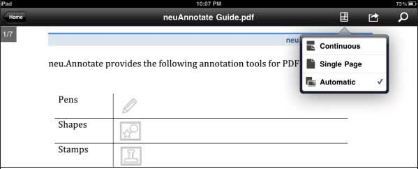 read pdf on adobe reader for ipad