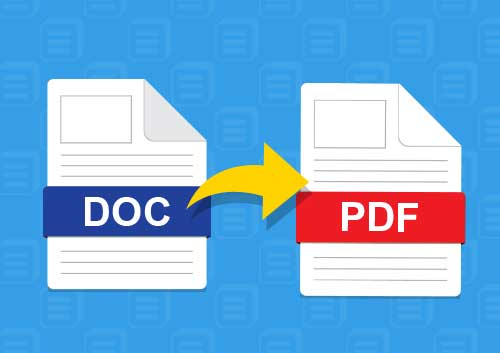 Word 2013 to PDF