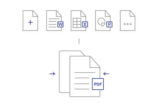 organize pdf on mac