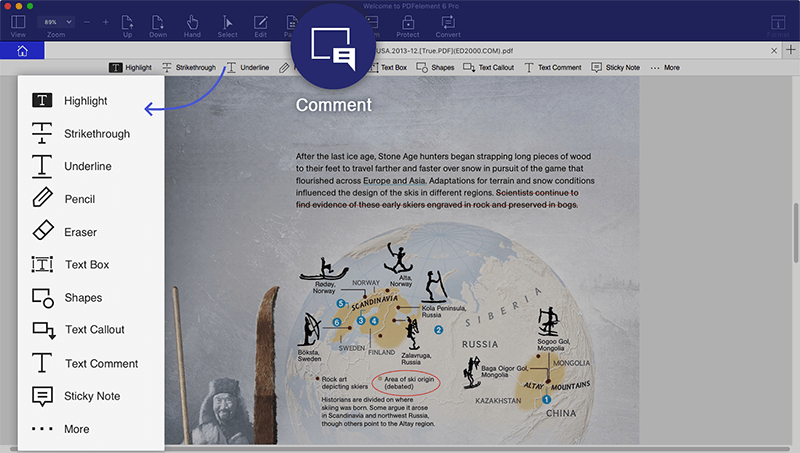 pro featurepage mac annotate