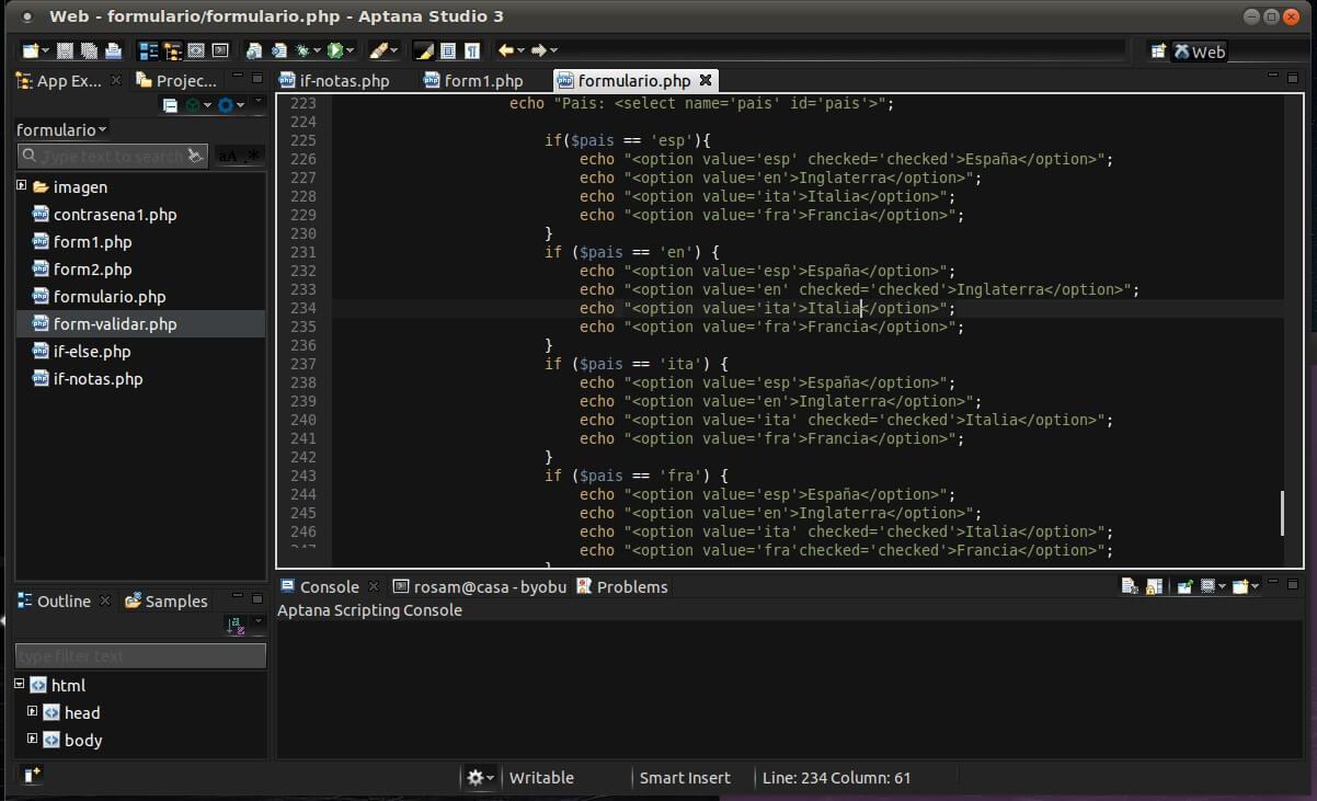 editor html css php mac