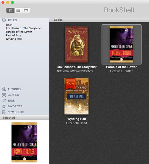 Top 10 Free EPUB Readers for macOS 10 14