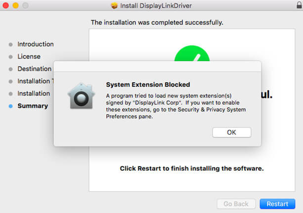 How to Fix Displaylink Not Working on macOS 10 14