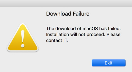 mac os 10.14 problems