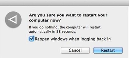 my mac keeps logging me out in macos 10.14