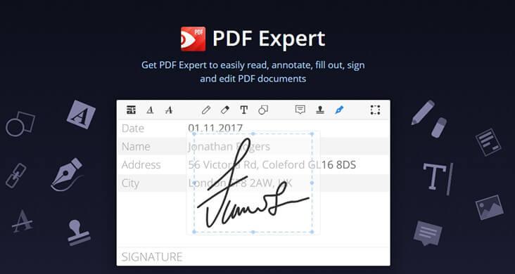 mac好用的pdf编辑器