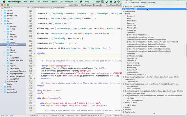 10 Best Free Text Editors for macOS 10 14
