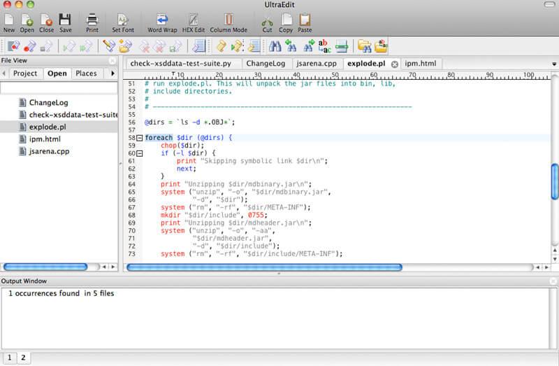 txt file macos 10.14