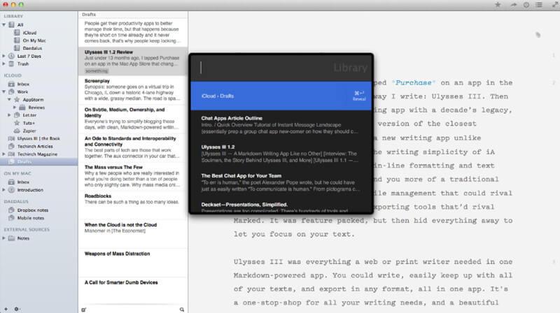 free macos 10.14 productivity apps