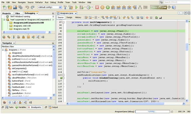 netBeans HTML editor for macOS 10.15