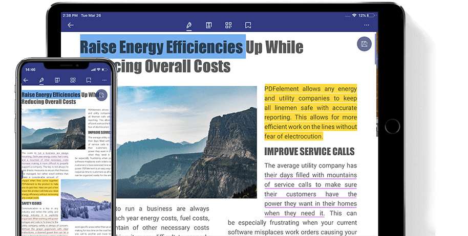 ios pdf editor