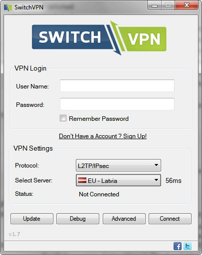 vpn app for ios