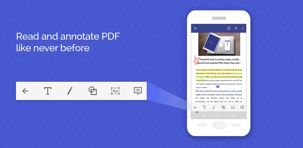 7 Best Free Android PDF Annotation Apps | Wondershare PDFelement